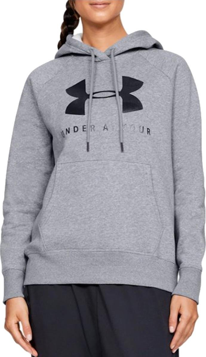 Dámská mikina Under Armour Rival Fleece Sportstyle Graphic